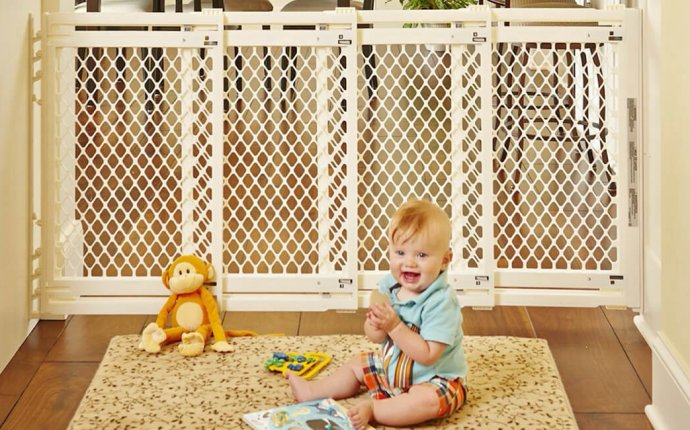 Summer Infant 16 In. H Baseboard And Stair Gate With Twin