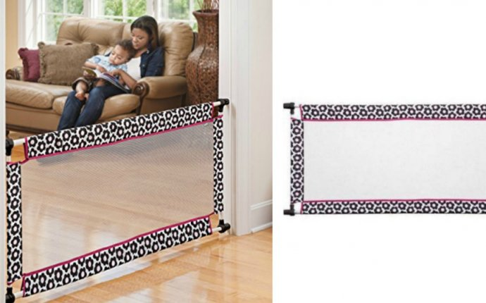 Walmart: Evenflo Soft N Wide Easy Install Baby Gate Only $24