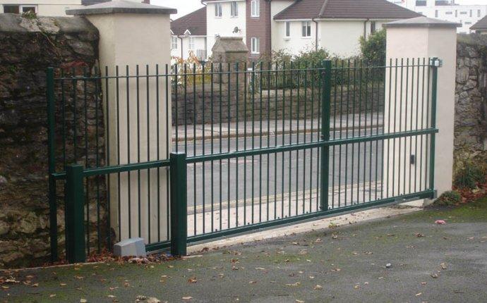 Westcountry Gates – automatic electric sliding gates in Devon